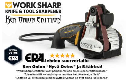 Work Sharp Ken Onion 5-tähteä